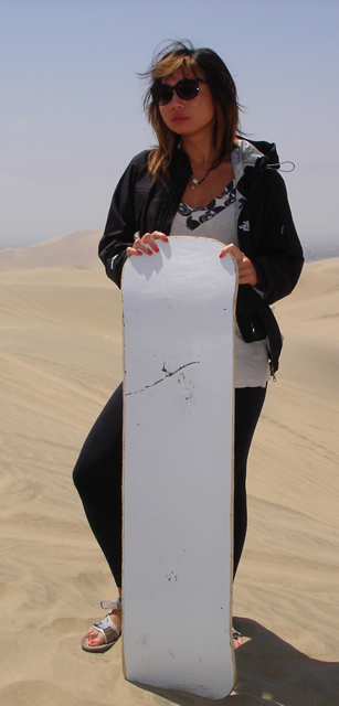 sandboarding in Huacachina was certainly one of the highlights of my Peru trip back in 2009.